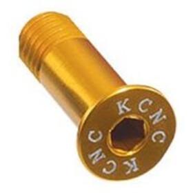 KCNC Jockey Wheel Bolts L12mm gold